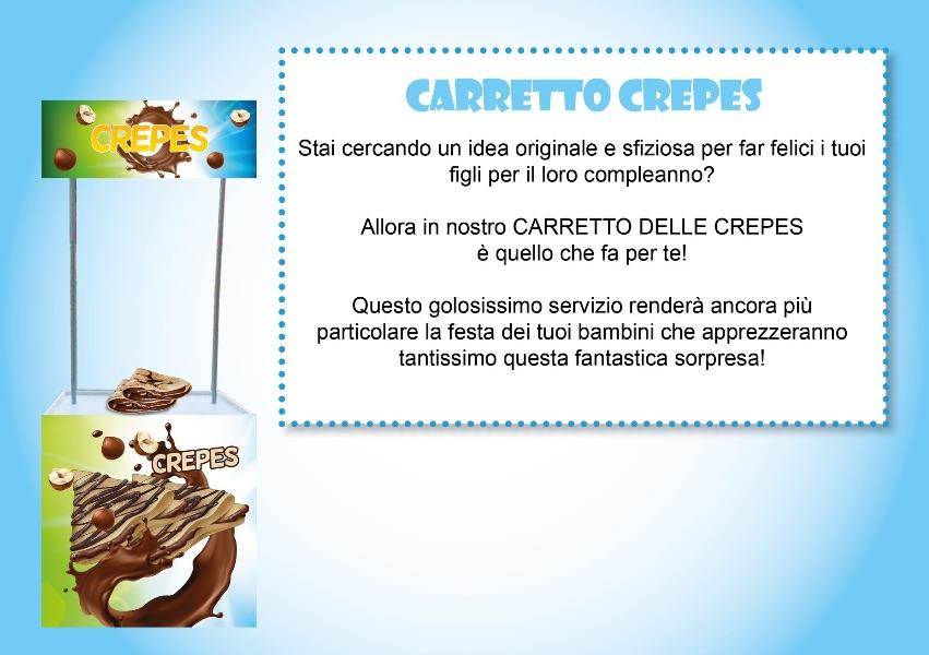 CARRETTO-CREPES