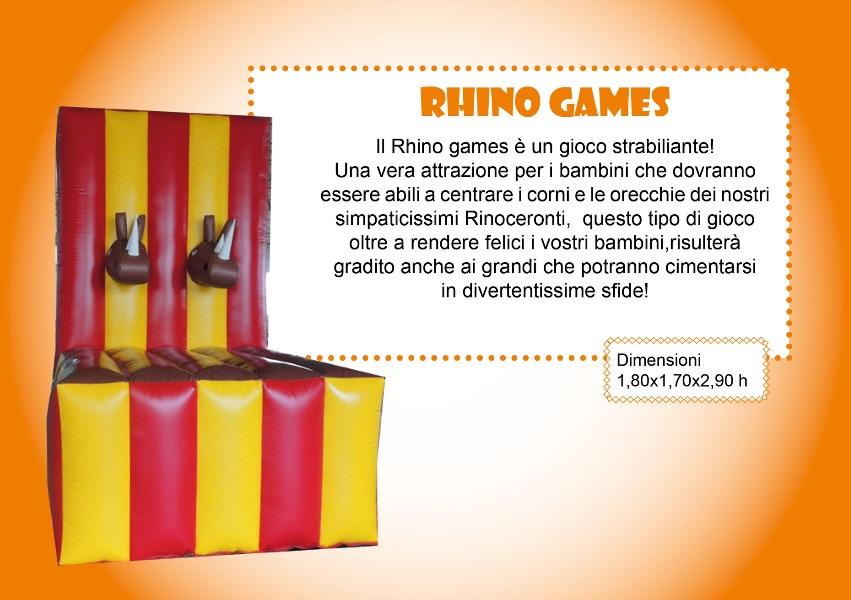 RHINO-GAMES